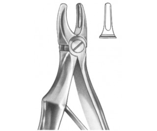 Extracting Forceps For Children - English Pattern