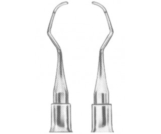 Periodontal Curettes and Filling Instruments