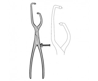 Pelvic Reduction Forceps